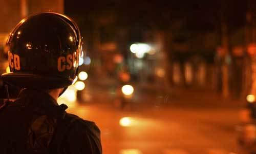 Trung tâm Sài Gòn hỗn loạn giao thông vì lệnh cấm đường - 8