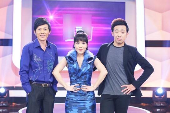 Thanh Huong Hoai Linh Hoài Linh Việt Hương Trấn