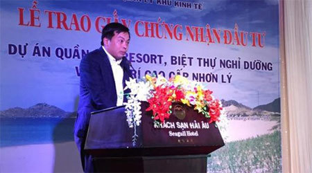 3,500 tỷ đồng phát triển dịch vụ du lịch Bình Định