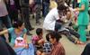 Sốc hình ảnh thủ đô Nepal bị động đất tàn phá