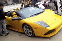 Siêu xe Lamborghini vừa bị bắt từng gắn với 'đại gia' Tuyên Quang?