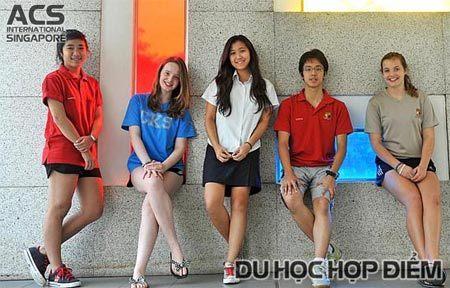 Du học tú tài quốc tế Singapore, nhận học bổng Mỹ