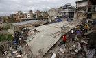 Ít nhất 800 người chết vì động đất ở Nepal