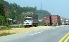 """Mới """"xử"""" được phần ngọn xe quá tải trên cao tốc dài nhất VN"""
