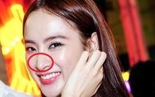 Khuôn mặt chảy sệ, mũi dài biến dạng của Angela Phương Trinh