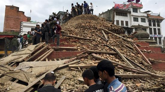 Động đất Nepal: Nhiều nước chung tay ứng cứu