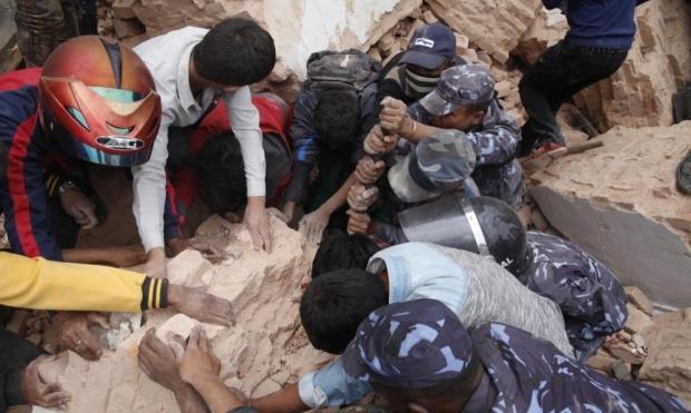 động đất, Nepal, thiên tai, thảm hoạ, tự nhiên