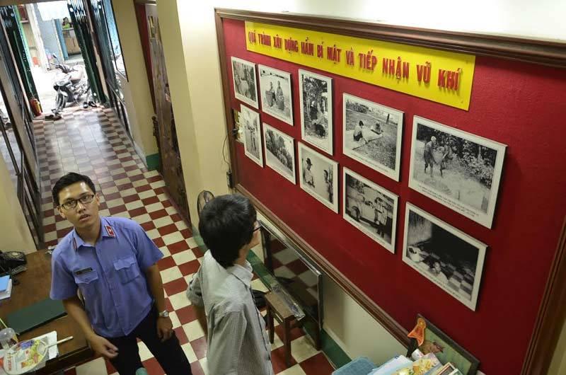 Biệt động Sài Gòn; Võ Văn Tần; tết Mậu Thân;