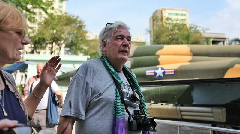chiến tranh Việt Nam, Tim Page, Hồi Niệm, phóng viên chiến trường, Mỹ