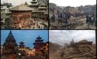 Những di tích ở Nepal bị đại địa chấn san phẳng