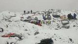 Thót tim cảnh tuyết lở vùi lấp người leo Everest