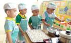 Nét Việt ở trường Quốc tế Global