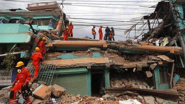 động đất, Nepal, thương vong