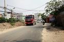 Hình ảnh mới trên 'tuyến đường ám ảnh' dân Linh Đàm, Định Công
