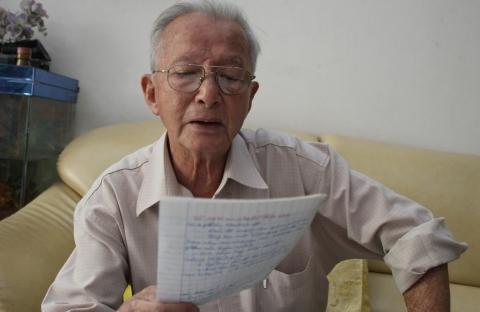 Thầy giáo kể chuyện làm đề thi tốt nghiệp sau 1975