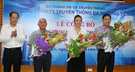 VTC bổ nhiệm loạt nhân sự cấp cao