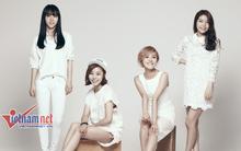 Nhóm nhạc nữ Hàn Quốc sang Việt Nam ký tặng album