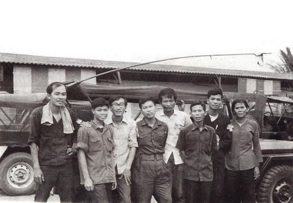 Bí ẩn phòng máy tính về chiến tranh Việt Nam - 2