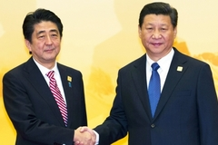 Mọi con mắt đổ dồn về 'phép thử' quan hệ Nhật- Trung
