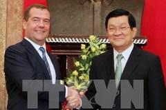 Chủ tịch nước đi Nga dự kỷ niệm chiến thắng phát xít