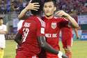 Công Vinh ghi bàn nhanh nhất V-League