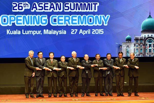 ASEAN lo ngại hoạt động bồi đắp quy mô ở Biển Đông