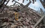 Những con số khủng khiếp về động đất Nepal