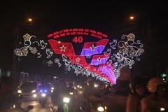 Sài Gòn đẹp lung linh chờ đón đại lễ 30/4