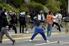 Bạo động kinh hoàng tại Mỹ