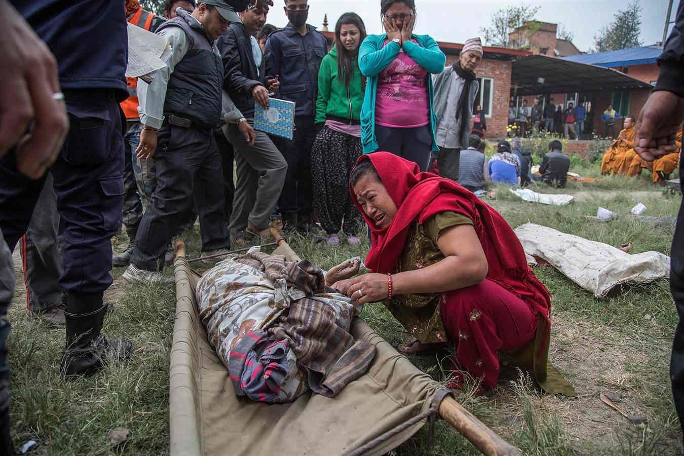 động đất Nepal, người chết, vượt quá 5.000