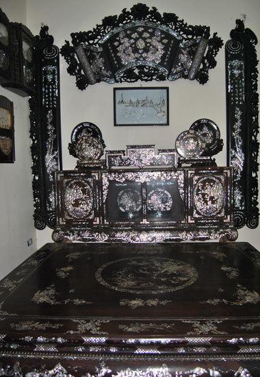 bàn ghế, gỗ sưa, gập ngụ, siêu giường, Minh Sâm, bộ ghế, chiếc giường