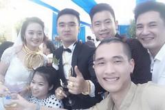 Đám cưới trăm cây vàng đeo trĩu cổ của hai anh em ruột Hà Tĩnh?