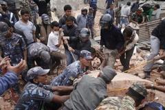 VN cứu trợ nạn nhân động đất Nepal 50 nghìn USD