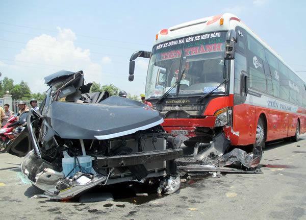 132 người chết vì tai nạn giao thông trong 5 ngày nghỉ lễ - 1