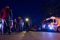 Sĩ quan cảnh sát Mỹ bị bắn thẳng vào đầu