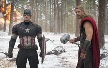 Bom tấn 'Avengers 2' thua doanh thu của phần 1