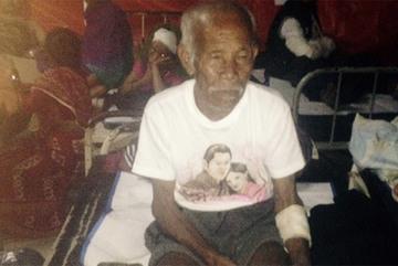 Cụ già 101 tuổi được cứu sau một tuần bị vùi lấp