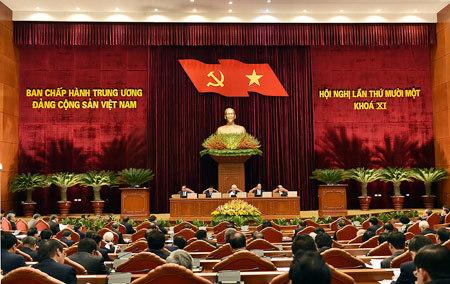 hội nghị TƯ, nhân sự, cảng hàng không, Long Thành, đại hội Đảng, chính quyền địa phương