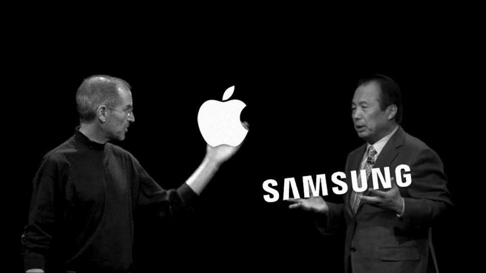 """Apple, Samsung làm hòa, giới công nghệ """"khiếp vía"""" - 1"""