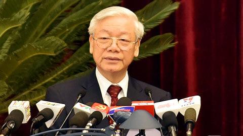 hội nghị TƯ 11, nhân sự, Tổng bí thư, Nguyễn Phú Trọng, ban chấp hành TƯ, lợi ích nhóm, cục bộ