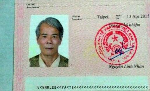 Chồng Đài Loan, cô dâu Việt, Cần Thơ, tử vong