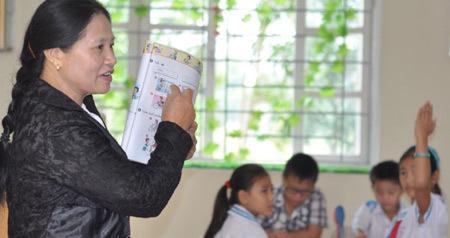 Dự kiến 45 tiêu chí đánh giá sách giáo khoa tiếng Anh