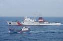 'Mệnh lệnh không lời' với Cảnh sát biển