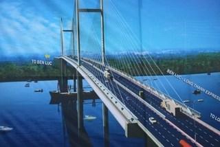 25,8 triệu USD xây 1 km đường