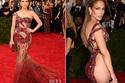 Jennifer Lopez lại mặc như không lên thảm đỏ