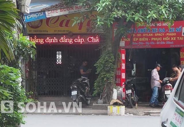 Kỳ lạ những quán ăn ở Thủ đô muốn vào phải... trèo thang