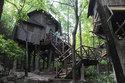 Độc đáo khách sạn trên cây