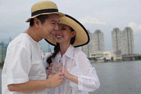Quỳnh Chi đã đơn phương ly hôn và đang giành quyền nuôi con