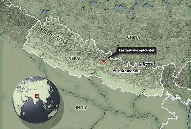 Giải mã bí ẩn về dãy núi Himalaya