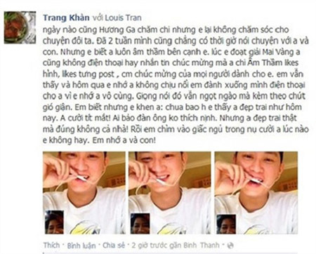'Lộ' đại gia giàu khủng 'chồng tin đồn' của người mẫu Trang Trần